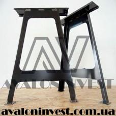 Ножки для стола Ангол из металла