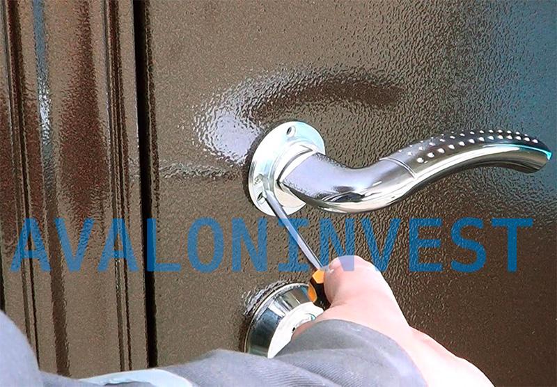 изготовление дверей с порошковым покрытием