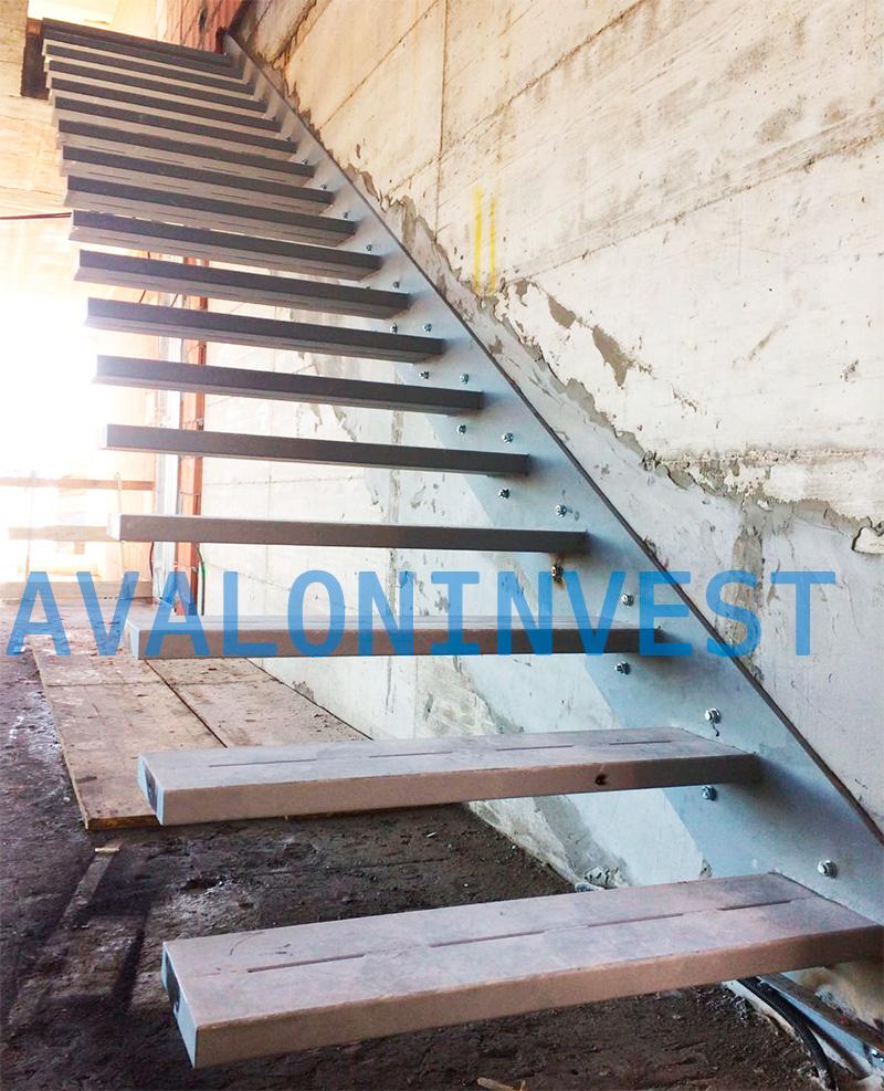 лестницы из металла Киев