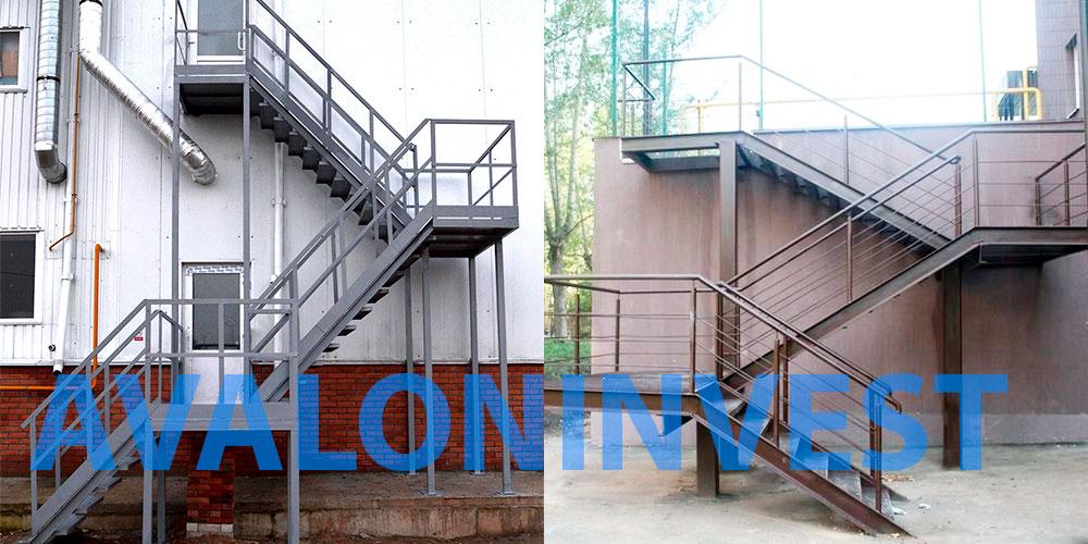технические лестницы