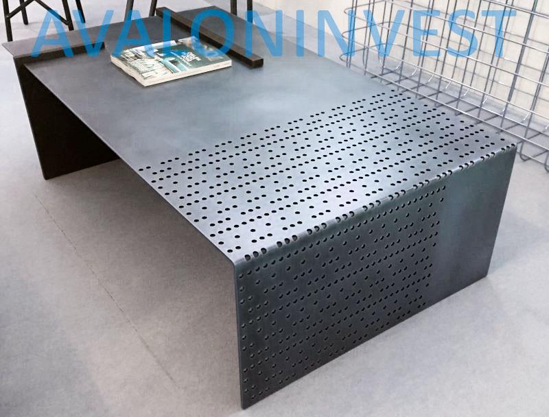 мебель из металла на заказ