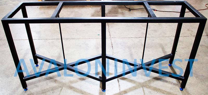 заказать мебель из металла