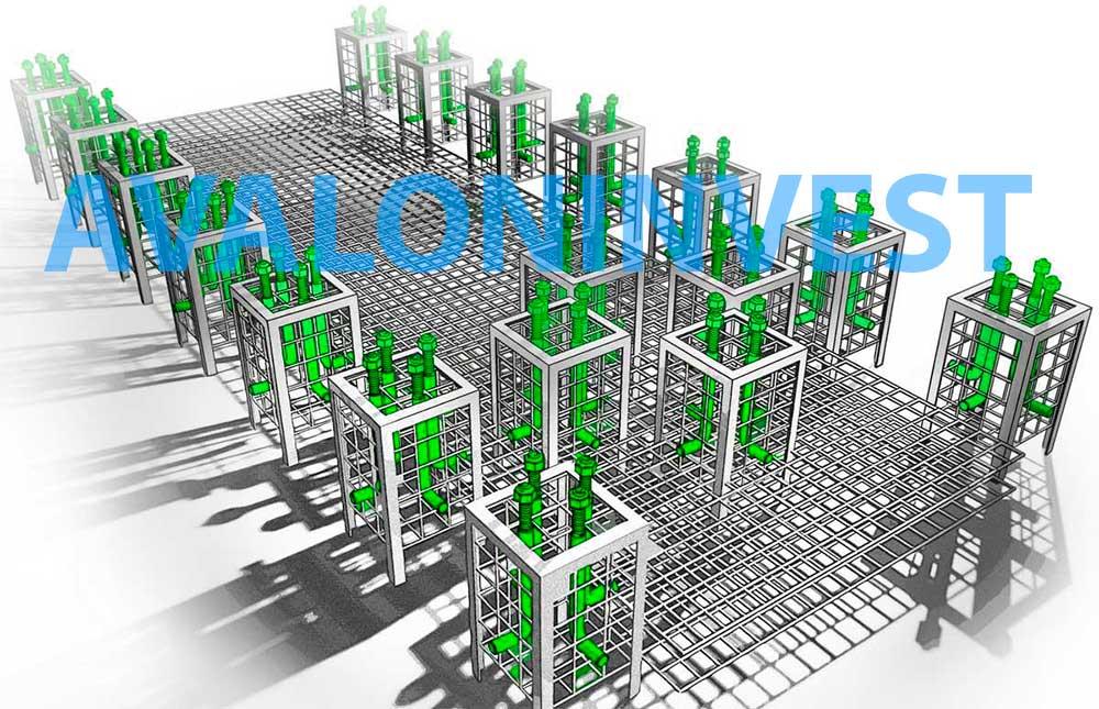 изготовление анкерных блоков и групп