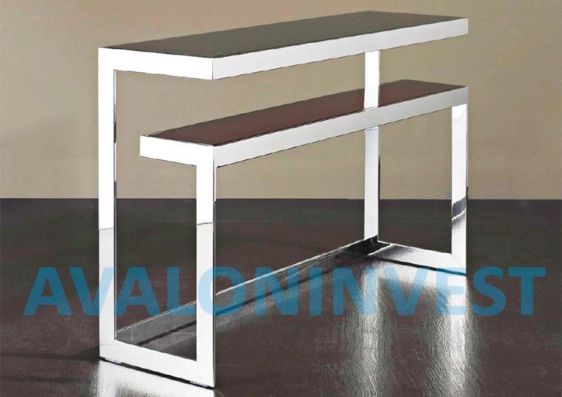 заказать металлическую мебель