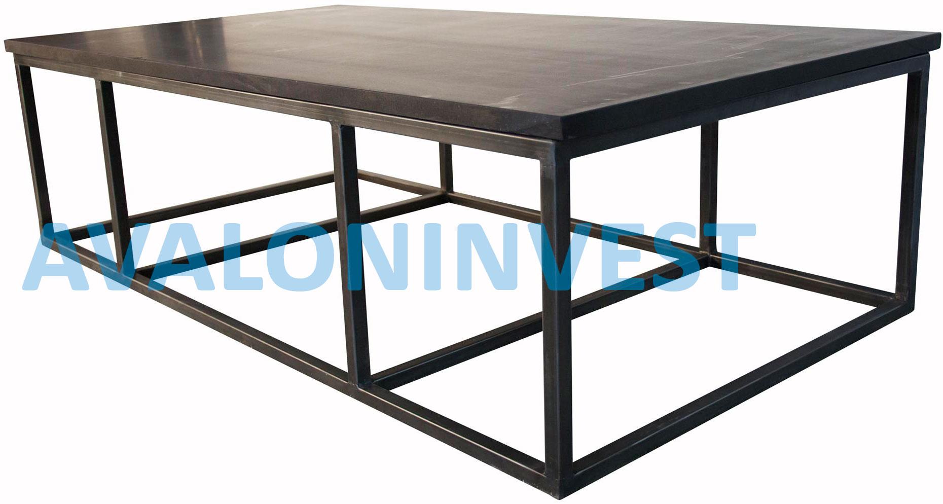 изготовление столов из металла