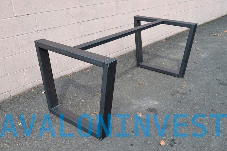 изготовление опор для мебели