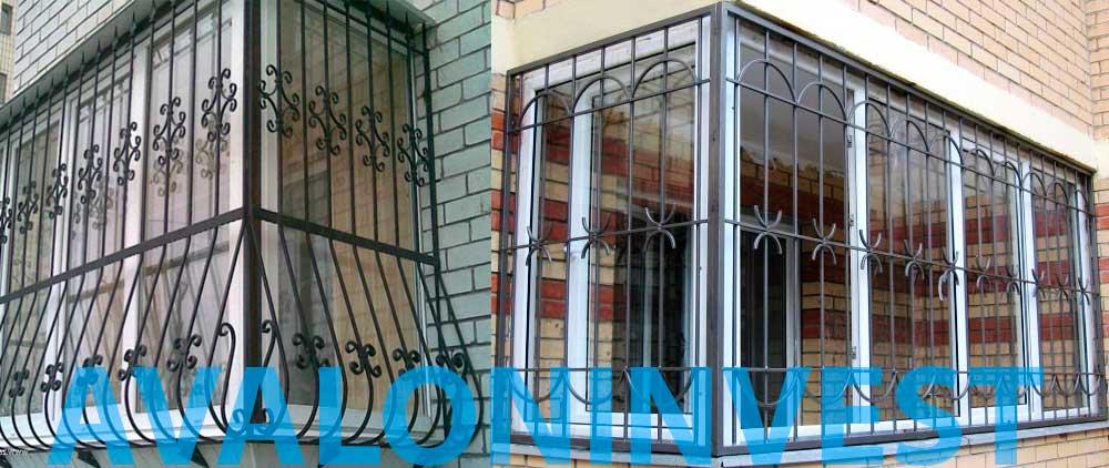 изготовление решеток на балкон